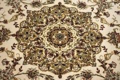 Oostelijk tapijtpatroon royalty-vrije stock afbeelding