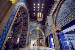 Oostelijke architectuur Royalty-vrije Stock Afbeeldingen