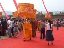 Oostelijke Boeddhistische cultuur royalty-vrije stock fotografie