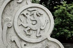 Oostelijke draak Stock Foto's
