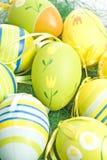 Oostelijke eieren Stock Afbeeldingen