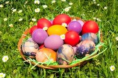 Oostelijke eieren Royalty-vrije Stock Afbeeldingen