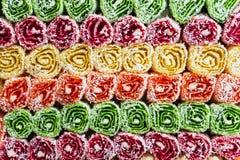 Oostelijke snoepjes Royalty-vrije Stock Fotografie