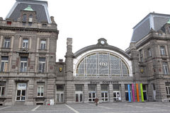 Oostende Station, Ostend, Belgium Stock Images