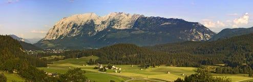 Oostenrijk Grimming Royalty-vrije Stock Afbeeldingen