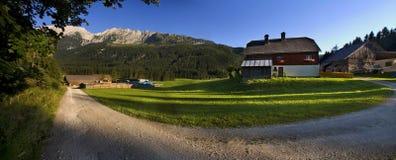 Oostenrijk Grimming Stock Afbeelding
