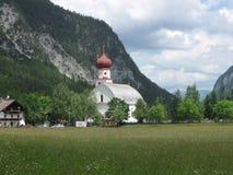 Oostenrijk Leutasch- Стоковые Фото