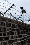 Oostenrijk, mauthausen concentratiekamp Stock Fotografie