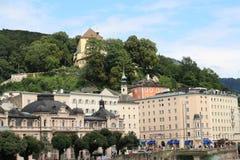 Oostenrijk, Salzburg, jaar 2011 Royalty-vrije Stock Foto