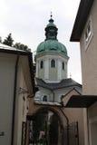 Oostenrijk, Salzburg, jaar 2011 Stock Foto