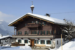 Oostenrijk, Tirol stock afbeelding