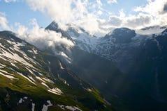 Oostenrijks landschap Royalty-vrije Stock Afbeeldingen