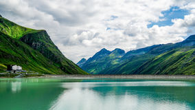 Oostenrijks landschap Royalty-vrije Stock Afbeelding