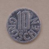 Oostenrijks pre-euro muntstuk Royalty-vrije Stock Fotografie
