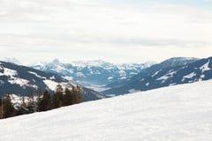 Oostenrijkse Alpen Stock Fotografie