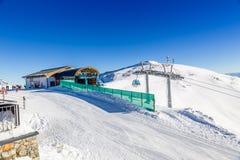 Oostenrijkse Alpen Stock Foto