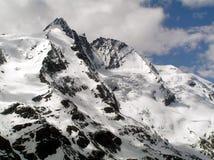 Oostenrijkse alpen Royalty-vrije Stock Afbeeldingen