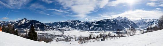 Oostenrijkse Alpen Stock Afbeelding