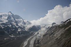 Oostenrijkse Alpen, Grossglockner Royalty-vrije Stock Fotografie