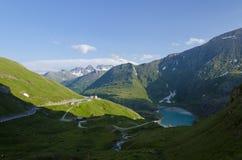 Oostenrijkse Alpen, Grossglockner Royalty-vrije Stock Foto