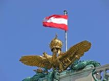 Oostenrijkse regalia royalty-vrije stock foto's