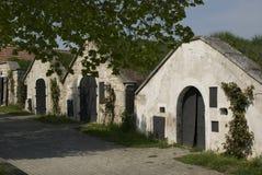 Oostenrijkse wijnmakerijen Royalty-vrije Stock Afbeelding