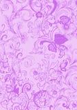 oosters antiek patroon stock illustratie