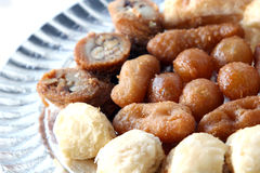 Oosters dessert stock fotografie