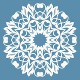 Oosters patroon met arabesques en bloemenelementen Royalty-vrije Stock Foto