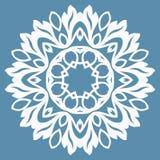 Oosters patroon met arabesques en bloemenelementen Royalty-vrije Stock Fotografie