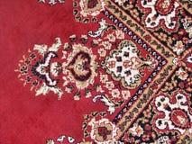 Oosters tapijt Royalty-vrije Stock Afbeeldingen