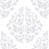 Oosters vector klassiek gekleurd patroon Naadloze abstracte achtergrond met het herhalen van elementen Oriënteer Achtergrond royalty-vrije illustratie
