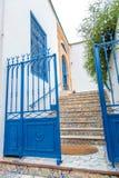 Oosterse deuren Stock Foto's