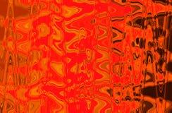 Oosterse gordijn artistieke golvende achtergrond stock illustratie