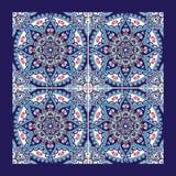 Oosterse patroonachtergrond Royalty-vrije Stock Foto's