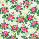 Oosterse pattern016 Royalty-vrije Stock Afbeelding