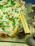 Oosterse rijst Stock Afbeeldingen