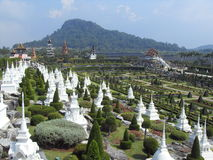Oosterse tempels Royalty-vrije Stock Afbeelding