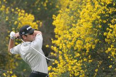Oosthuizen, Open de France 2006, golf National Royalty Free Stock Image