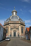 Oostkerk, Middelburg, Holland Stock Photo