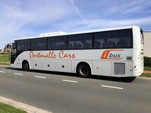 Oostmalle bilJag-buss Arkivbilder