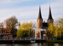 Oostpoort, Delft Royalty Free Stock Photography