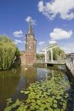 Oostpoort in Delft, Holland Stock Photography