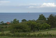 Oostzee stock fotografie