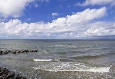 Oostzee Royalty-vrije Stock Fotografie