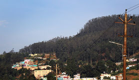 Ooty city Royalty Free Stock Image