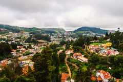 Ooty, India. Nilgiri mountains in Ooty, South India Stock Images