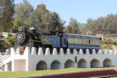 Ooty Toy Train stock foto