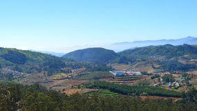 Ooty Udhagamandalam  hill station in the state of Tamil Nadu. Ooty, also known as Udhagamandalam, is a hill station in the state of Tamil Nadu, in southern India Stock Photos