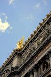 Opéra национальный de Париж стоковые фотографии rf